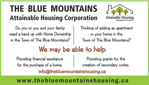 Blue Mountains Attainable Housing