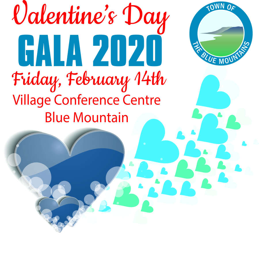 We Love Blue Gala