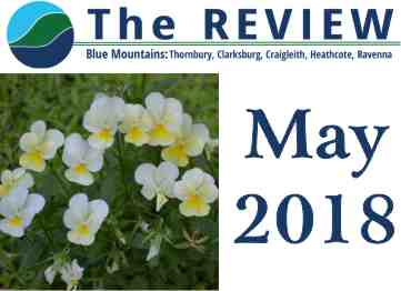 Blue Mountains Review and Citizens Pages - May