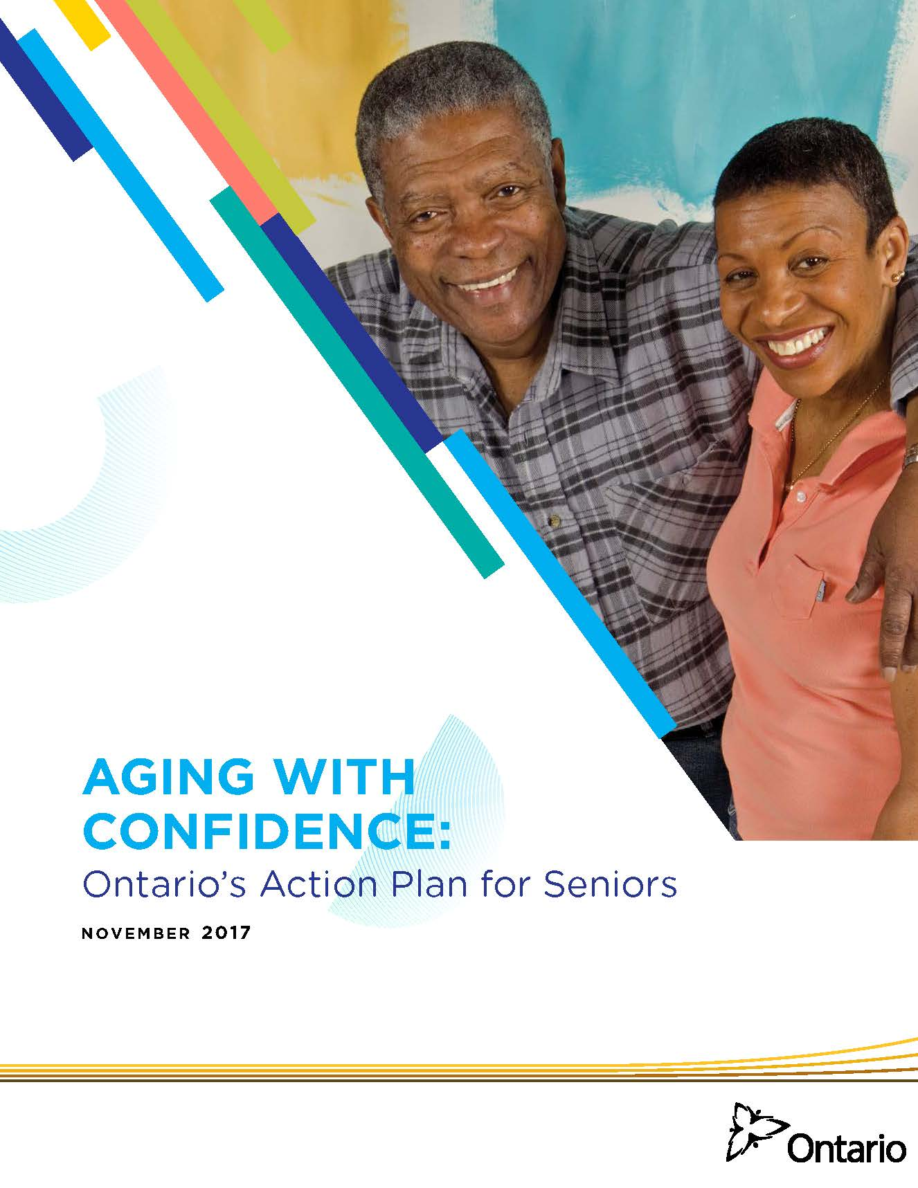 Aging with Confidence  | Ontario's Action Plan for Seniors