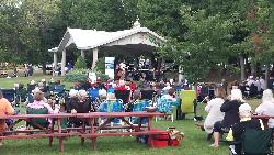 Music in the Park Sunday August 5, Bayview Park, Thornbury
