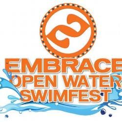 Embrace Open Water Swim  Sunday July 28