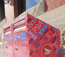 Collecting Ontario Works benefits during a postal strike