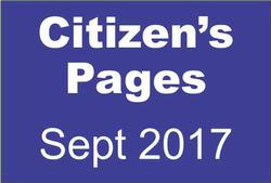 Citizens' Pages May 2017